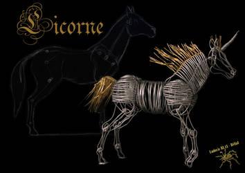 Licorne by Belial28