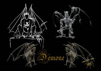 Demone 3 by Belial28