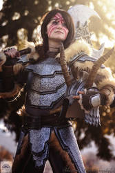 Skyrim Deathbrand Armor By Arborealkey On Deviantart