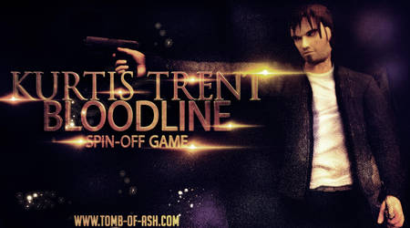 Kurtis Trent: Bloodline by that-damn-ash-kid