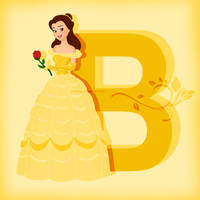 B for Belle by valloria