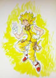 Super Sonic by Sora-na