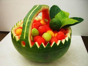 Melon Basket by TidalNight