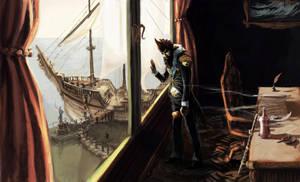Slave Trader by LolosArt