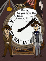 tick, tock, Doc by Shandy789
