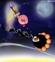 1st Encounter with Dark Matter by Jdoesstuff