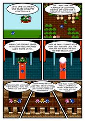 Adventures Of Kirby Pg. 5 by Jdoesstuff