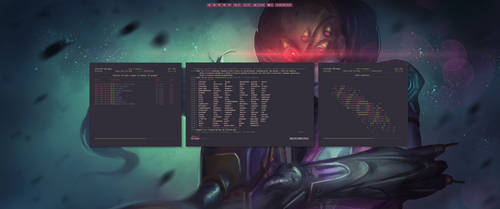 [arch/bspwm] September 2016 by f-s0ciety