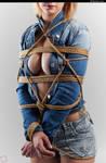 Denim + Rope by NFGphoto