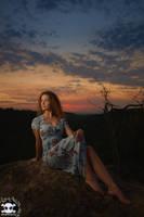 Amanda Sunset by NFGphoto