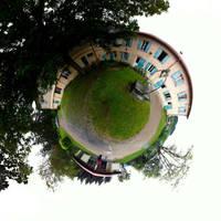 Planet Breadlands by ArtBIT