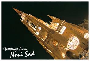 Greetings From Novi Sad by ArtBIT
