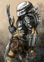 'Predator' by Diovega