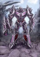 FOC/PRIME Megatron by Diovega