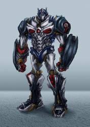 Optimus Primal by Diovega