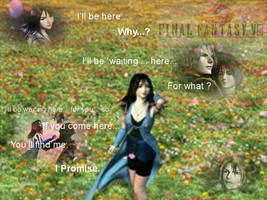 Final Fantasy 8 Wallpaper by Fireflyhikari