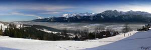 ...winter in Zakopane 1... by eugi3