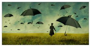 The Rain by blackseed