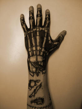 More Than Skin Deep by PhilipHatfieldArtist