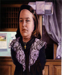Kathy Bates by cfpayne