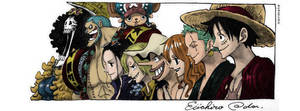 Straw Hats New World by OnePiecefanatic