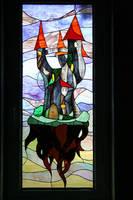 Floating castle by ioglass
