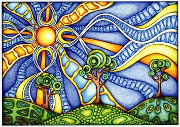 Sunshine Land by TapWaterTaffy