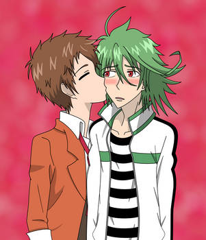 I Love You, Sakuya by Zinka17