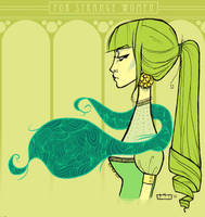 For Strange Women by SapphireKat