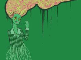 Lady Acid by SapphireKat
