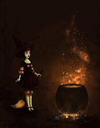 Halloween by Amarya-DA