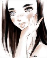 Rose by Amarya-DA