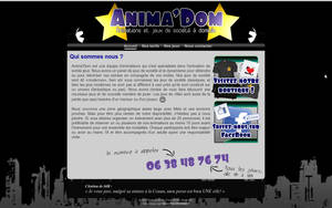 Anima'Dom - Le site by Mergorti