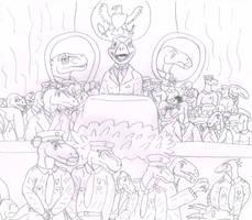 President Smith's Speech by Bellumsaur