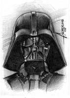Vader by rampantimaginationA