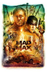 MAd MAx Poster by rampantimaginationA