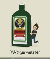 YAYgermeister by MattMelvin
