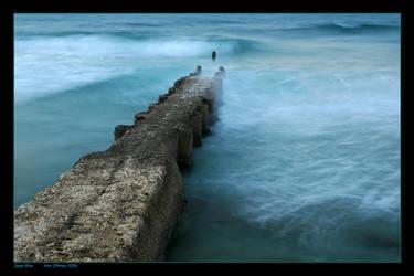 Deep Blue by Alon-O