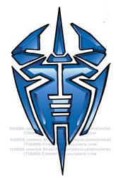 Future CA Symbol-Colored by biomechlizardchick