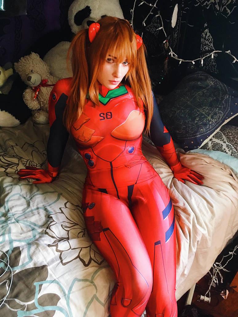 Asuka cosplay pt.2 by Hugglechan