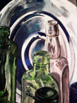 glass painting by braindeadmystuff