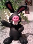 Rabbit 2 by braindeadmystuff