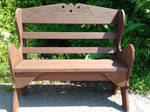 The bench project by braindeadmystuff