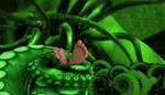 Sprog Snatcher by braindeadmystuff