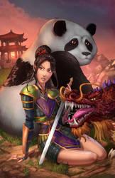 Mulan by cehnot