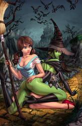 Wizard of Oz by cehnot