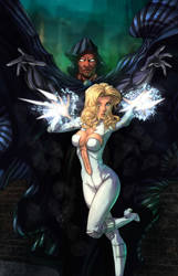 Cloak And Dagger by cehnot