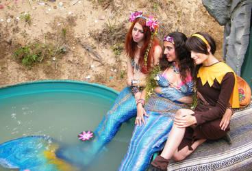OKRF Mermaids by wolf74145