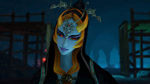Twili Midna in Hyrule Warriors! by ImmersionMan