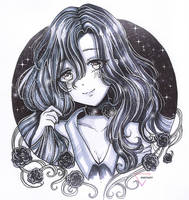 Marker commission: Ancelin by Inntary